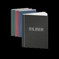 Abschlussarbeit | Hardcover | Silberdruck Cover